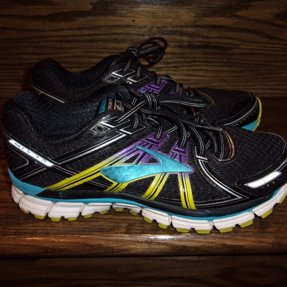 8b577ac8892 brooks Shoes - Womens Brooks GTS 17 Multi-Color Running Shoes 8.5